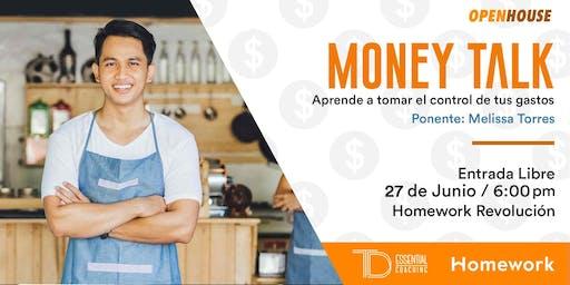 Money talk: Aprende a tomar el control de tus gastos