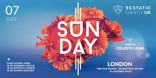 Ecstatic Dance UK - SUN•DAY