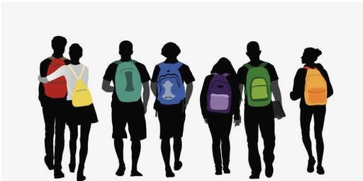 From Us To Us & Kie West Foundation: 1st Annual Backpack Giveaway!
