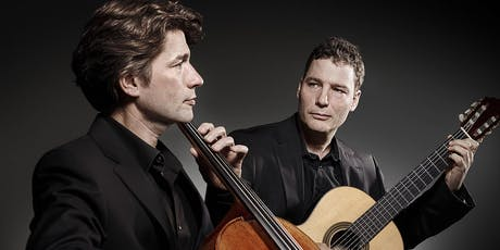 duo singer & fischer tickets