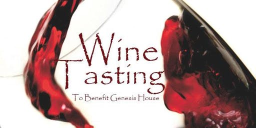 Wine Tasting and Silent Auction