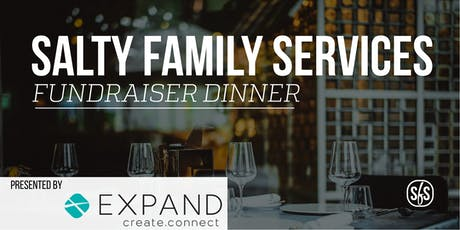 Salty Family Services Fundraiser Dinner tickets