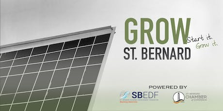 Grow St. Bernard: Creating Community and Finding your People tickets