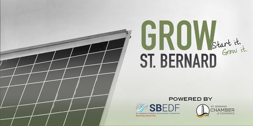 Grow St. Bernard: Creating Community and Finding your People