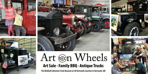 2019 Art on Wheels Family BBQ & Friend Raiser