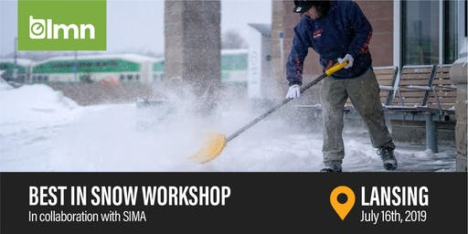 Best in Snow Workshop - Lansing, MI