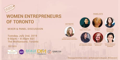 Women Entrepreneurs of Toronto: Mixer and Panel tickets