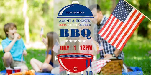 SE Columbus Red, White, & Blue Agent BBQ
