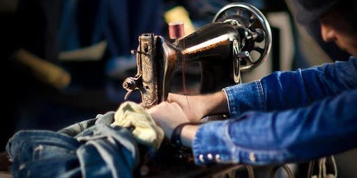 Sewing and Machine Basics - Apparel Industry Based Sewing Workshop 07/22/19