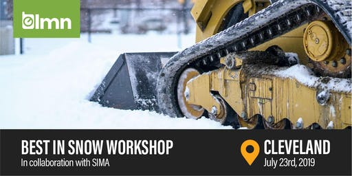 Best in Snow Workshop - Cleveland, OH