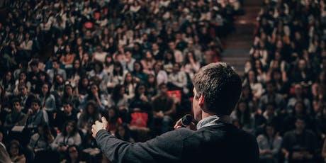 Public Speaking Advanced - Come analizzare e gestire il tuo pubblico biglietti
