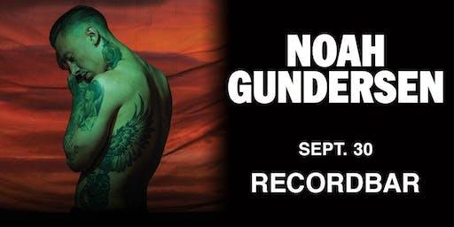 NOAH GUNDERSEN with Lemolo @ recordBar