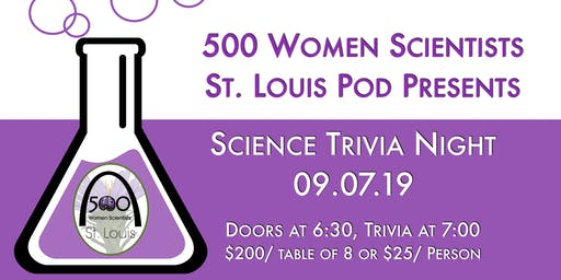 Science Trivia Night