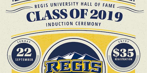 Regis Athletics Hall of Fame