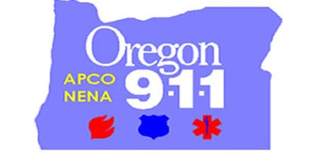 Oregon APCO/NENA 2019 Fall Conference (Vendor Booths) tickets