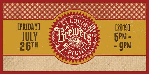 2019 STL Brewers' Picnic - Official Kickoff Party of STL Craft Beer Week