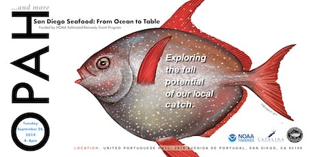 San Diego Seafood: From Ocean to Table tickets