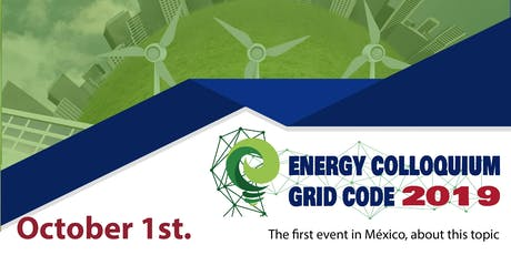 Energy Colloquium Grid Code 2019 entradas