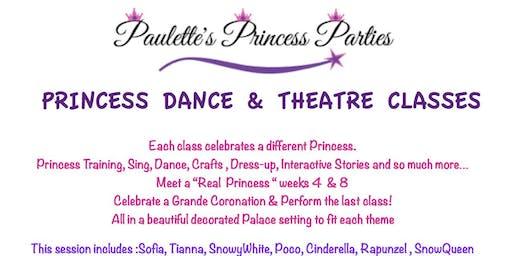 Paulettes Princess Dance & Theatre Classes