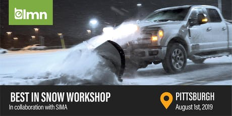 Best in Snow Workshop - Pittsburgh, PA tickets