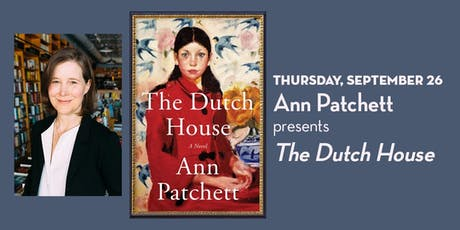 Ann Patchett presents The Dutch House tickets