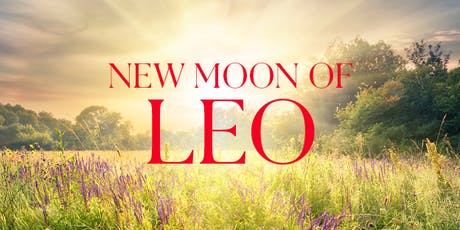 New Moon of Leo tickets