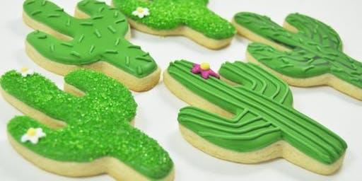 Senior Circle Crafternoon Cookie Decorating 10:00am  SENIOR CIRCLE BLDG