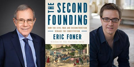 Eric Foner presents The Second Founding (with Chris Hayes) tickets