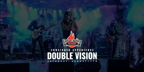 Double Vision - A Foreigner Tribute tickets