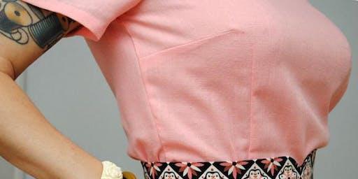 Darts - Apparel Industry Based Sewing Workshop 07/22/19