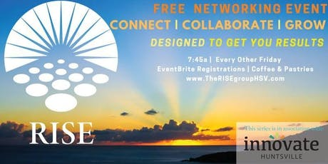 R.I.S.E. Networking Event tickets