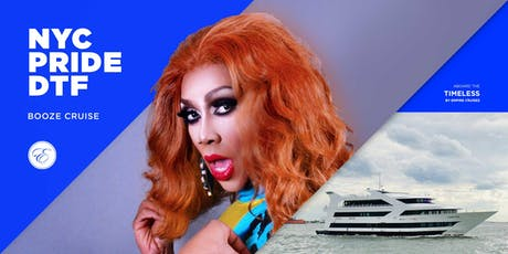 NYC Pride DTF Party Cruise tickets