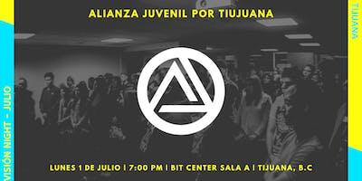 Vision Night - Julio 2019 - AJT