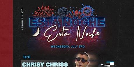 Esta Noche Pre-4th @ CONGA ROOM 21+ tickets