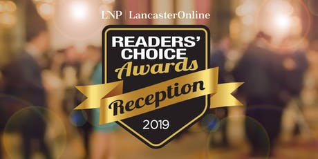 Readers' Choice Awards Reception tickets