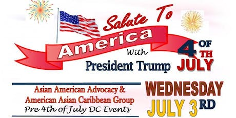 PRE 4TH OF JULY DC EVENTS tickets