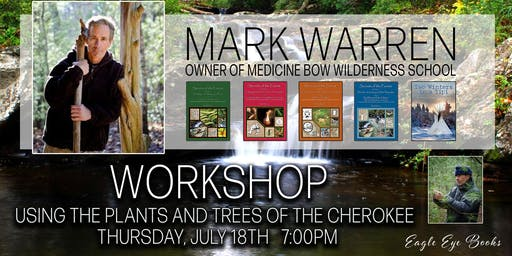 Using The Plants And Trees of the Cherokee