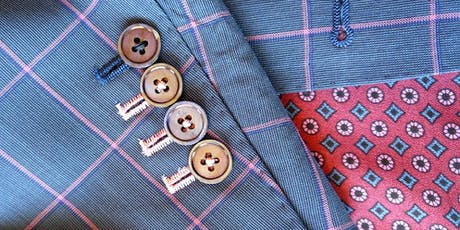 Buttonholes and Buttons - Apparel Industry Based Sewing Workshop 07/24/19 tickets