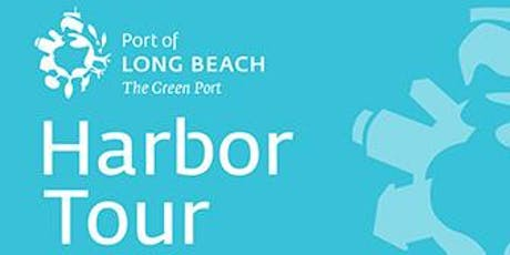 ASCE Port of Long Beach Harbor Cruise tickets