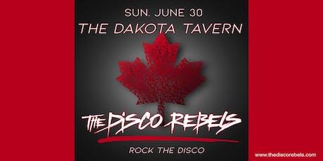 The Disco Rebels Celebrate Canada! tickets