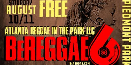BeREGGAE 6 tickets
