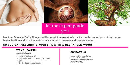 Holistic Wellness 101 - Womb Healing