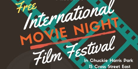 International Movie Night Series tickets