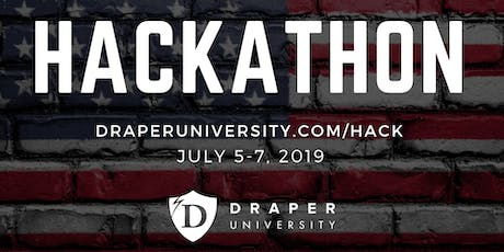 Hackathon | Draper University tickets