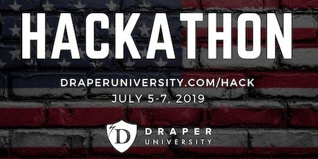 Hackathon | Draper University tickets