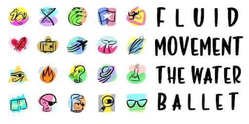 Fluid Movement: The Water Ballet! Sponsorships