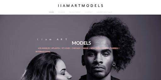 IIAMART MODEL SEARCH - ATLANTA (18+) - ASPIRING MODELS