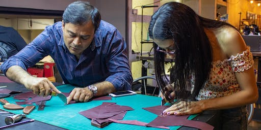 Dromedary Leathers - Leather Crafting Workshop (June 25/28)