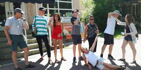 Epic Let's Roam's Scavenger Hunt Edmonton: Alberta's Charming Capital! tickets