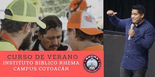 Instituto Bíblico Rhema Coyoacán de Verano